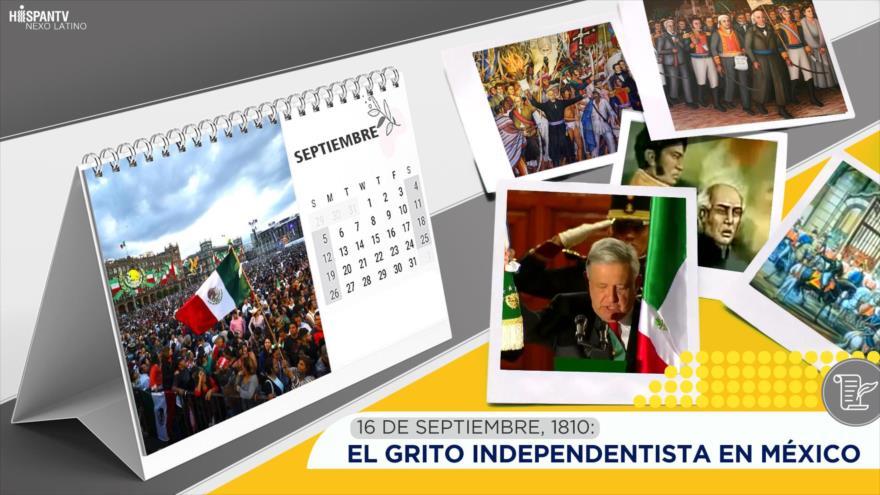 Esta semana en la historia: El grito independentista en México