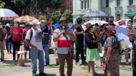 Indígenas de Guatemala protestan contra celebración de independencia