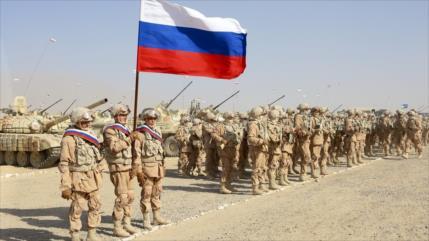 Alianza liderada por Rusia planea maniobra cerca de frontera afgana