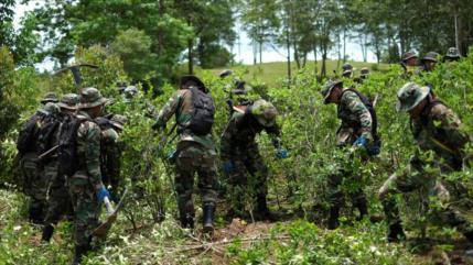 "Bolivia repudia el ""sesgado"" informe de EEUU sobre narcotráfico"