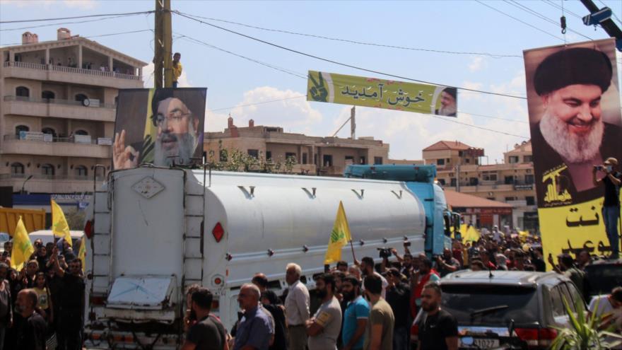 Envío de combustible iraní a El Líbano es victoria de Resistencia | HISPANTV