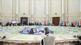 Arranca en Tayikistán la cumbre anual del bloque de Shanghái