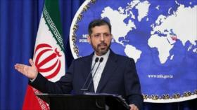 Irán denuncia acusaciones sin fundamento del CCG en su contra