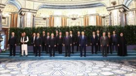 Irán ya es un miembro de pleno derecho del bloque de Shanghái