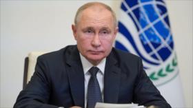 "Putin ve ""huida"" en la apresurada salida de EEUU de Afganistán"