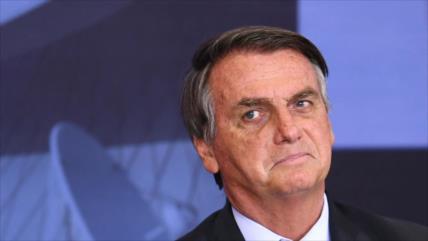 Bolsonaro toca fondo de cara a comicios: Brasileños lo desaprueban