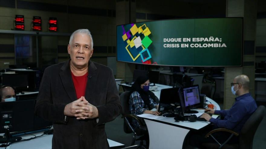 Buen día América Latina: Duque en España; crisis en Colombia