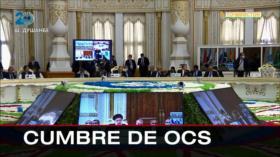 Cumbre de OCS. Victoria de Fuerzas yemeníes. Sabotaje a Venezuela - Boletín: 12:30- 17/09/2021