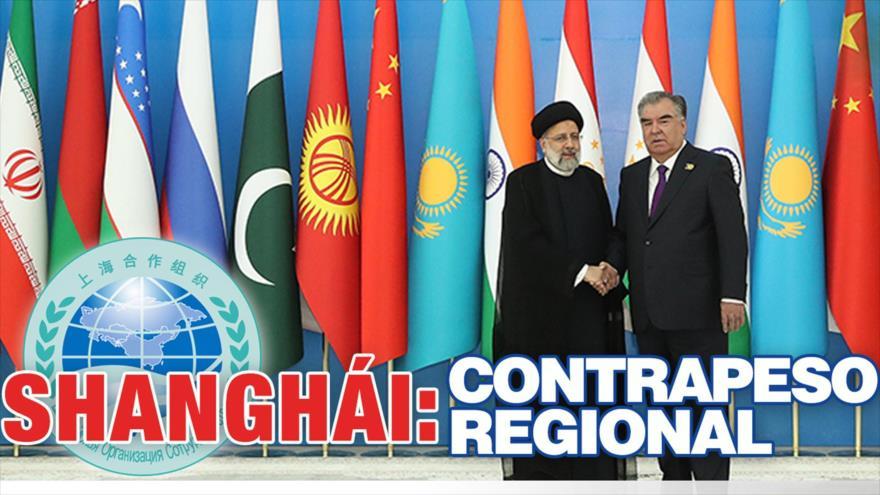 Detrás de la Razón: Irán y la Cooperación de Shanghái contra peso a la hegemonía