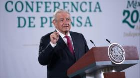 AMLO: El período neoliberal fue la era de saqueo y robo en México