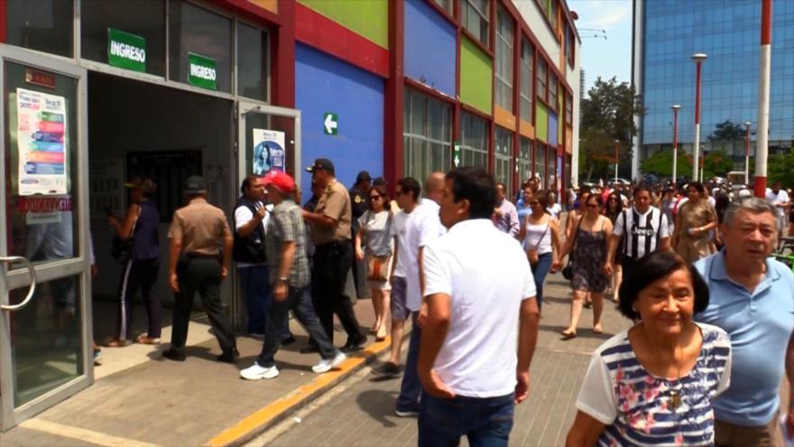 Partidos peruanos buscan recuperar inscripción antes de municipales