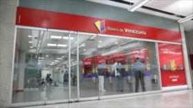 """Venezuela denuncia """"ataque terrorista"""" a su sistema financiero"""