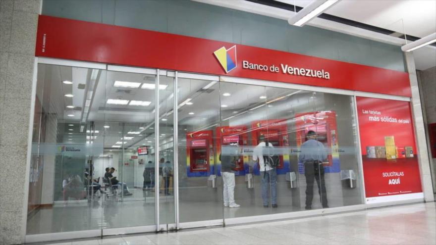 Una sucursal del Banco de Venezuela, S.A.
