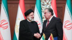 """Irán y Tayikistán abren """"un nuevo capítulo en sus relaciones"""""""