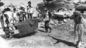 Sabra y Chatila, masacre sin precedente que conmocionó al mundo