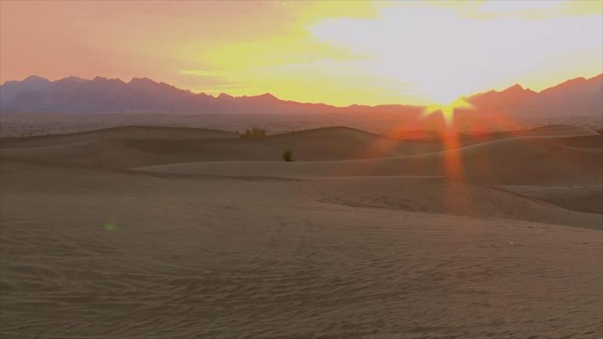 Irán: El Desierto de Mesr - Los misterios