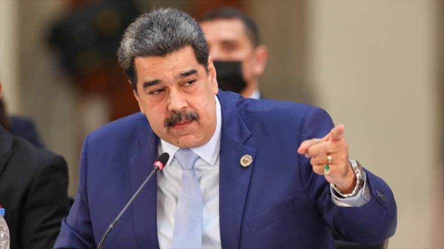 Maduro reta a Lacalle y Abdo Benítez a debatir sobre democracia