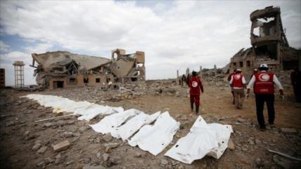 Siete civiles mueren en ataques saudíes a Shabwa, este de Yemen