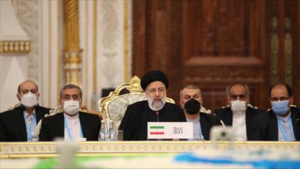 Irán ya es el 9.º miembro de OCS, una organización multilateral