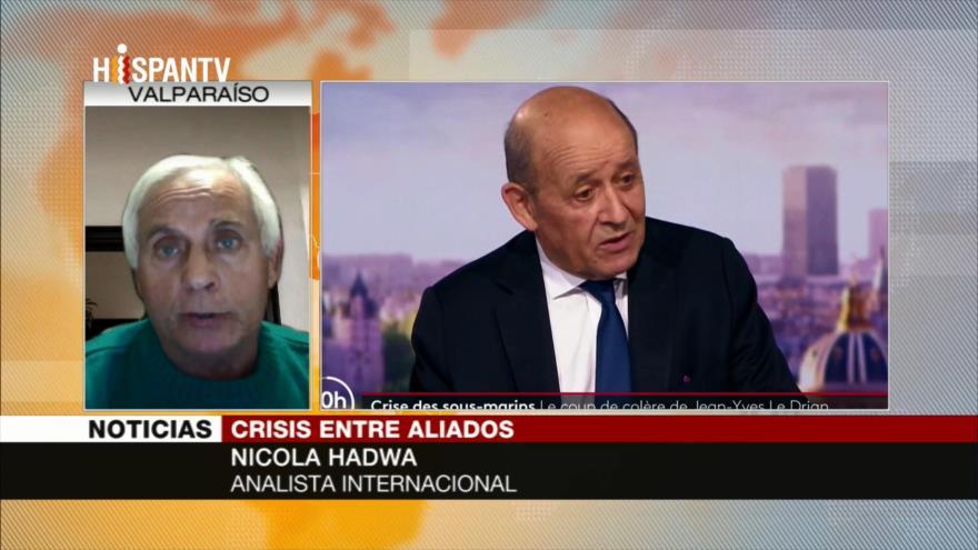 Hadwa: EEUU no tiene ley y traiciona fácilmente a sus aliados | HISPANTV