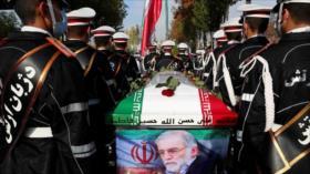 Revelan la cooperación de Trump con Israel en asesinato de Fajrizade