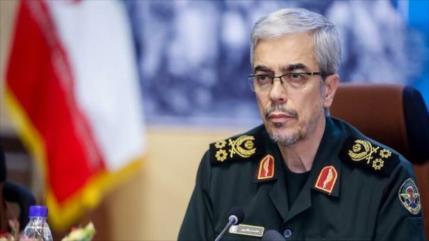 Irán promete desmantelar terroristas hacinados en frontera iraquí