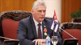Díaz-Canel increpa a Lacalle por defender a ultranza el neoliberalismo