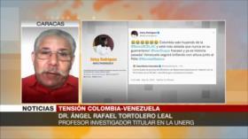 'Gobierno de Colombia oculta su corrupción y vínculos con narco'