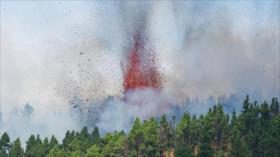Vídeo: Entra en erupción el volcán de La Palma en España