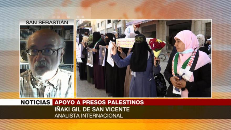 Gil: Fuga de presos palestinos es una lección de decisión y resistencia