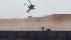 EEUU traslada a terroristas de Daesh a su base ilegal en Siria
