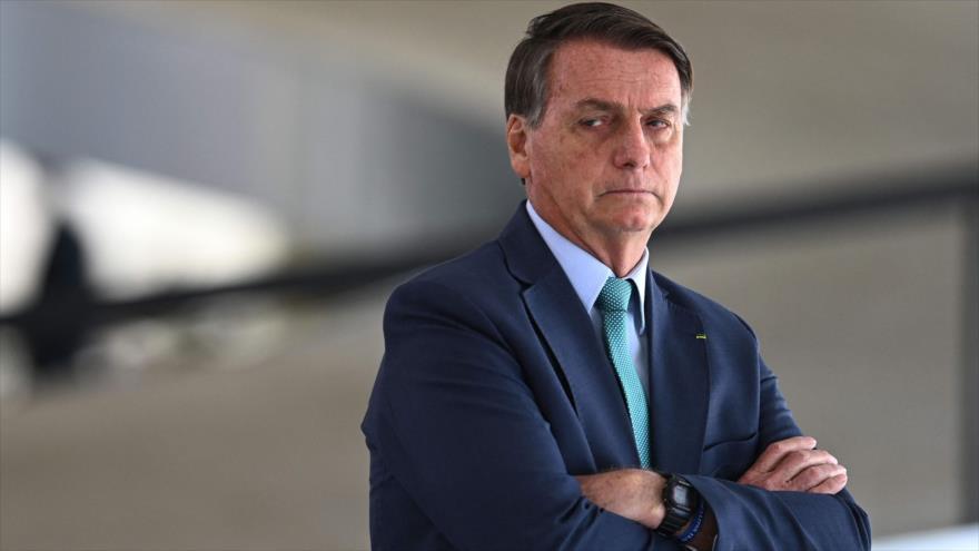 76 % de los brasileños apoya 'impeachment' contra Bolsonaro   HISPANTV