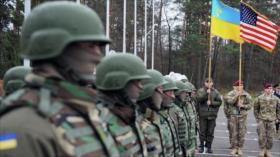 Ucrania y EEUU inician maniobras en medio de tensión en Donbás