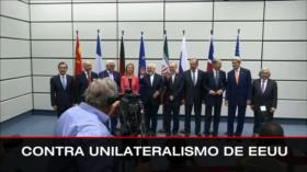Unilateralismo de EEUU. Apoyo a presos palestinos. Bloqueo de Cuba- Boletín: 16:30 - 20/09/2021