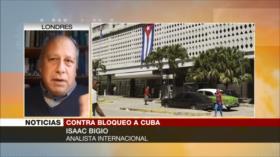 Bigio: Celac debe impulsar comercio con Cuba ante bloqueo de EEUU