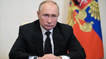 Putin extiende contramedidas contra Occidente hasta el fin de 2022