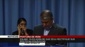 Postura de Irán. NO al bloqueo a Cuba. Apoyo a presos palestinos – Noticias Exprés: 19:30 – 20/09/2021