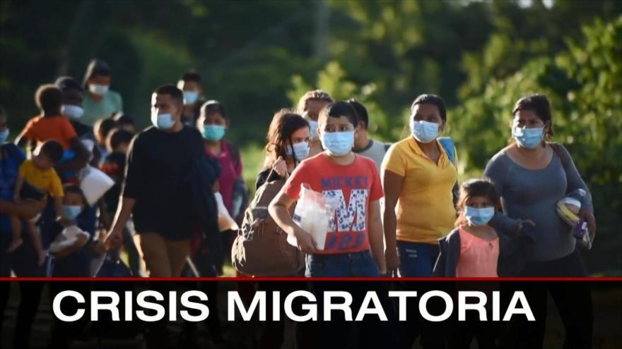 Contra unilateralismo de EEUU. Resistencia ante agresión. Crisis migratoria - Boletín: 21:30 – 20/09/2021