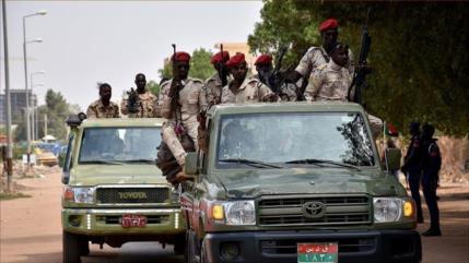 Sudán denuncia un intento de golpe; arresta a varios militares