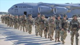NYT: EEUU sigue desplegando tropas en Irak; llegan 2000 soldados