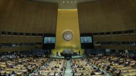 Inicia 76.º periodo de sesiones de la Asamblea General de la ONU