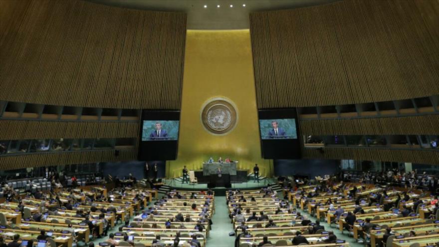 Inicia 76.º periodo de sesiones de la Asamblea General de la ONU | HISPANTV