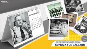 Esta semana en la historia: Somoza fue baleado