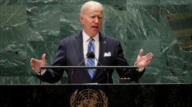 Biden: EEUU, dispuesto a respetar plenamente pacto nuclear con Irán