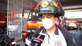 Bomberos reportan más muertes por COVID-19 en Guatemala