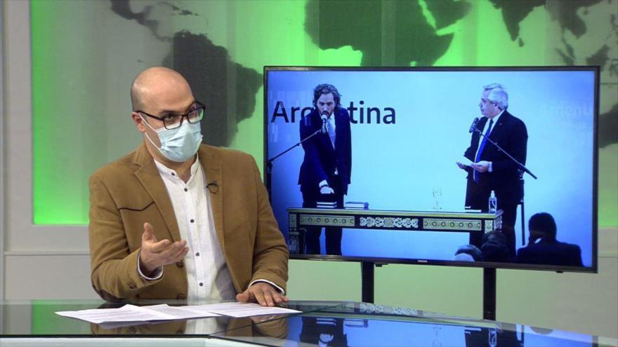 Buen día América Latina: Argentina: Jura el nuevo Gabinete