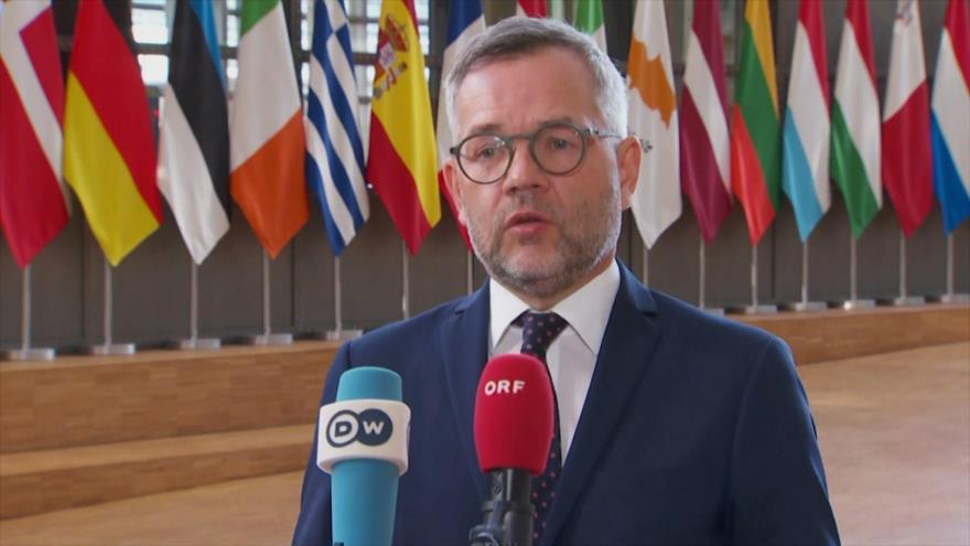 Europa se solidariza con Francia tras el acuerdo de AUKUS