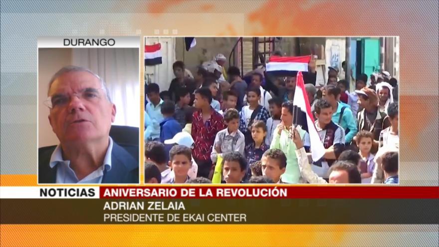 Zelaia: Enfrentarse a agresión externa es clave del éxito de Yemen   HISPANTV