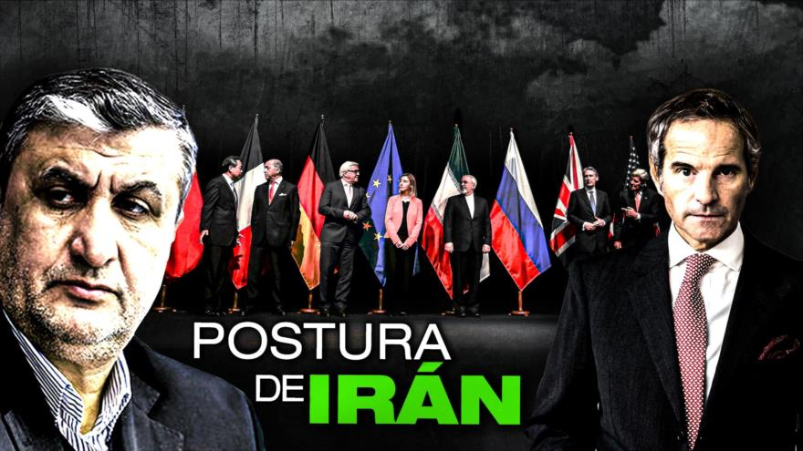 Detrás de la Razón: Irán reitera postura ante cumbre anual de AIEA