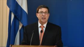 Cuba: EEUU carece de autoridad moral para movilizar al mundo